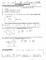 Homework on finding surface area