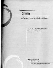 Ebrey_2006_China_a_cultural_social_and_political_history_chp9-11