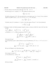 Review-Exam2Solutions