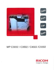 Ricoh Simple User Guide