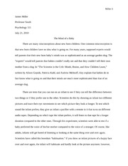 Thought Paper 2