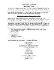Assignment Guide - Counseling Assessment.pdf