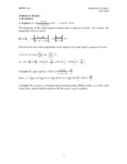 solution_exam2 fall 2004