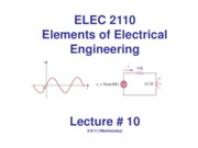 ELEC2110-Lecture _10-Wednesday- class 2-9-11