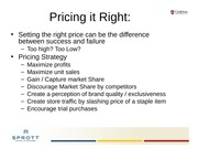 Week 6 - Teaching Notes _ Pricing it Right W14