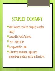 Staple company powerpoint.pptx