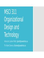 MSCI 311 - Lecture 1 - Fall 2017 - LEARN.pptx