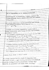 Applications of Normal Distribution Notes