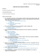 Midterm2-StudyQuestions