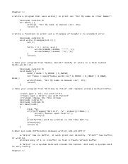 hw0 - HW0 Chapter 1 1 char buffer[1024 sprintf(buffer