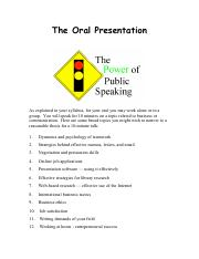 The Oral Presentation0.pdf