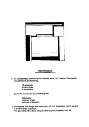 10 rectangles assignment sheet001