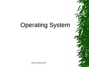 operating system presentation Day 1 part 2