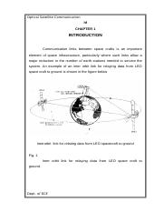 Optical Satellite Communication orginal
