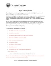 """cwv quiz topic 5 Cwv-101 week 3 topic 3 review please complete the """"topic 3 review"""" to prepare for topic 3 quiz find the answers in your textbook, lectures, and course readings cite the reference for any answers that are paraphrased or copied and pasted."""