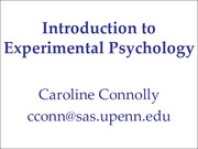 1. Introduction PSYC001