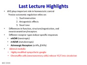 Bio 3303 Lecture 5 Notes