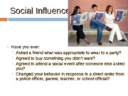 Ch8+Social+Influence
