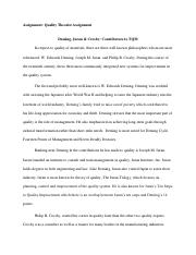 Bus 206 Quality Theorist Assignment.pdf