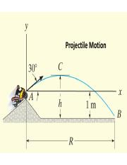 Curvilinear Motion