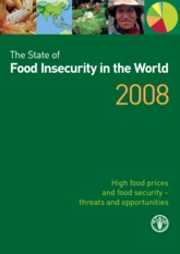 The state of food insicurity on the world
