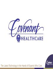 AHRQQI Munsch - Covenant Healthcare.ppt