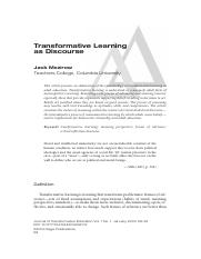 6 Transformative Learning.pdf
