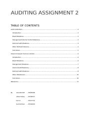 Auditing-Assignment-2-s3605668-s3536911-s3517712-s3546022-Final