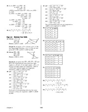Pre-Calculus Homework Solutions 108