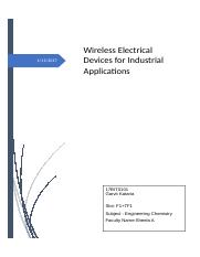 Wireless Electrical Devices for Industrial Applications.docx