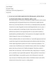 global issues and society assignment 4.docx