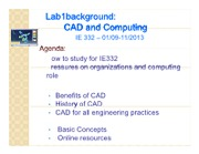 w1_2-3 CAD and Computing_sp2013(1)