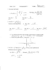 Worksheet1