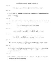 sequence-problems-solutions