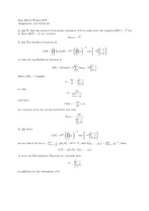 STATS 252 Assignment 10 Solutions