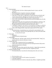 HL Biology Notes Immune System (pgs. 484-494).docx