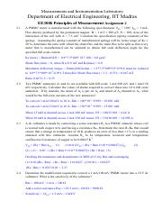 EE3006 Assignment 2 solution.pdf
