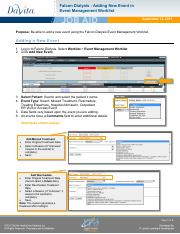 Falcon Dialysis - Adding New Event in Event Management Worklist.pdf.pdf