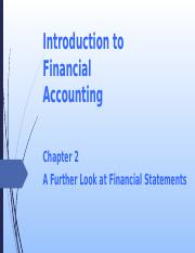 Chapter+2+A+Further+Look+at+Financial+Statements