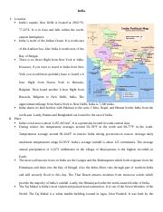India Geography Project.docx