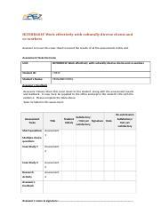hlthir403c case study answers