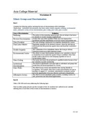ETH+125+Worksheet+B+~+Ethnic+Groups+and+Discrmination[1]