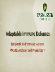 Module 04_Adaptable Defenses_Immune System.ppt
