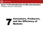 Lecture08 - Ch 07 - Posted - Econ 1110(1)