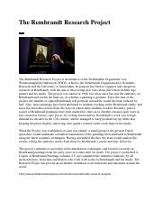 The Rembrandt Research Project.pdf