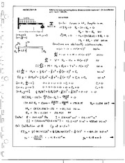 1068_Mechanics Homework Mechanics of Materials Solution