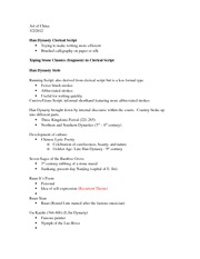 Class Notes 3_02