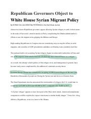 RepublicanGovernorsObjecttoSyrianMigrantPolicy.pdf
