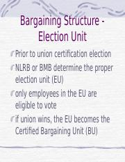 Bargaining Structure.ppt