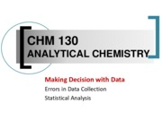 2-Making decision with data